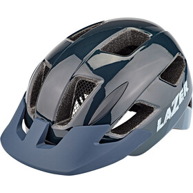 Lazer Gekko Casco con Red Insectos Niños, dark blue